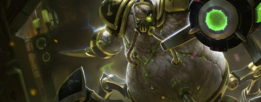 League of Legends: Urgots Sternstunde