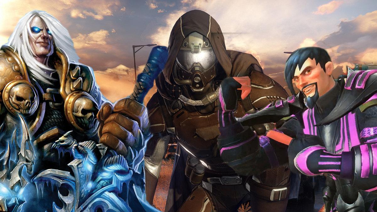 Destiny, WoW, WildStar: Wir spielen MMOs, um mit unseren Erfolgen anzugeben