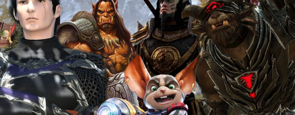 Out, aber sexy – MMORPGs wie WoW, ESO oder FF14 in 2018