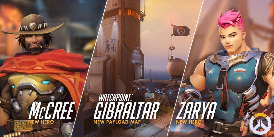 Overwatch: Blizzard stellt zwei neue Helden vor, mit Gameplay-Vorschau
