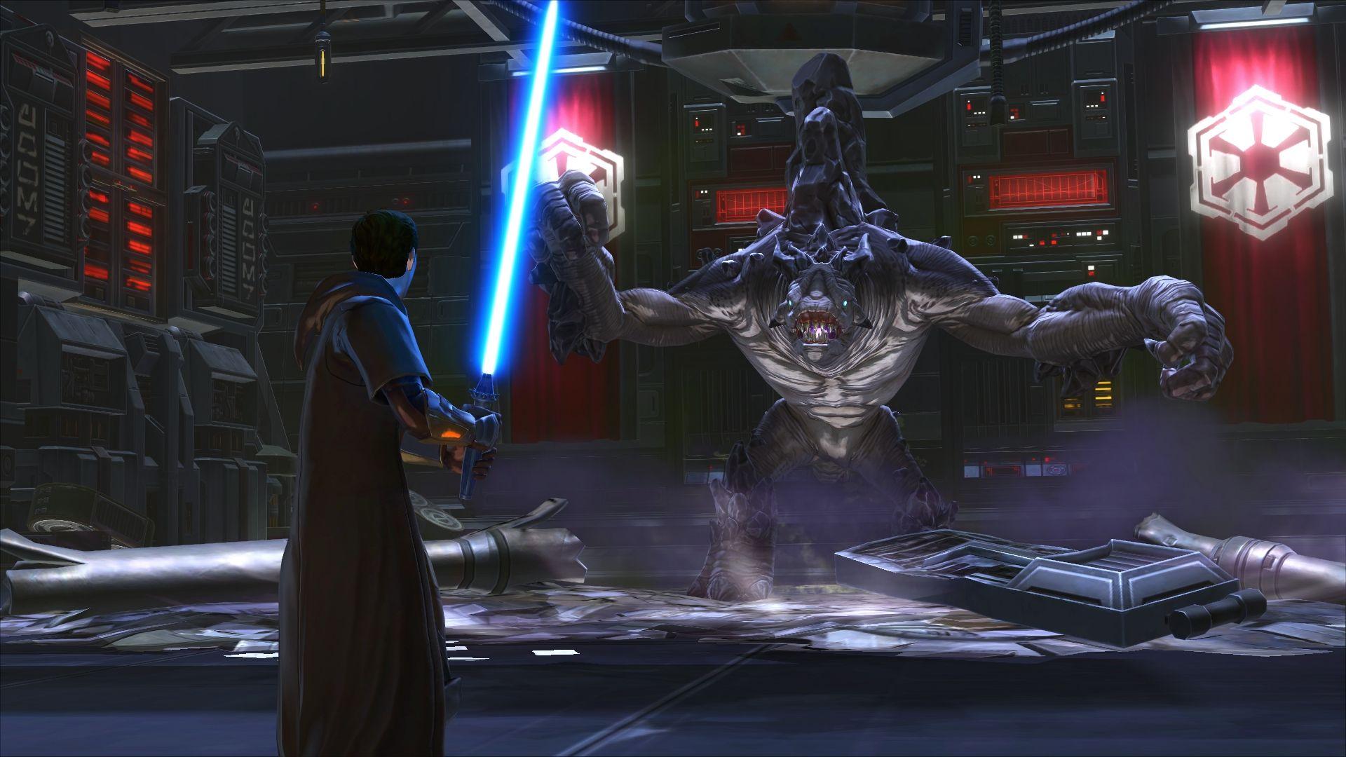 SWTOR: KotFE bringt Änderungen am Jedi-Ritter und Sith-Krieger!
