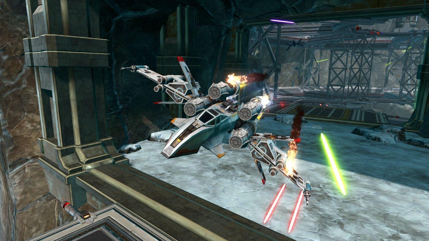 SWTOR: EA sieht MMO als Vorbild für erfolgreichen F2P-Titel