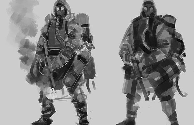 The Division: Wie erschafft man realistische … Orcs?