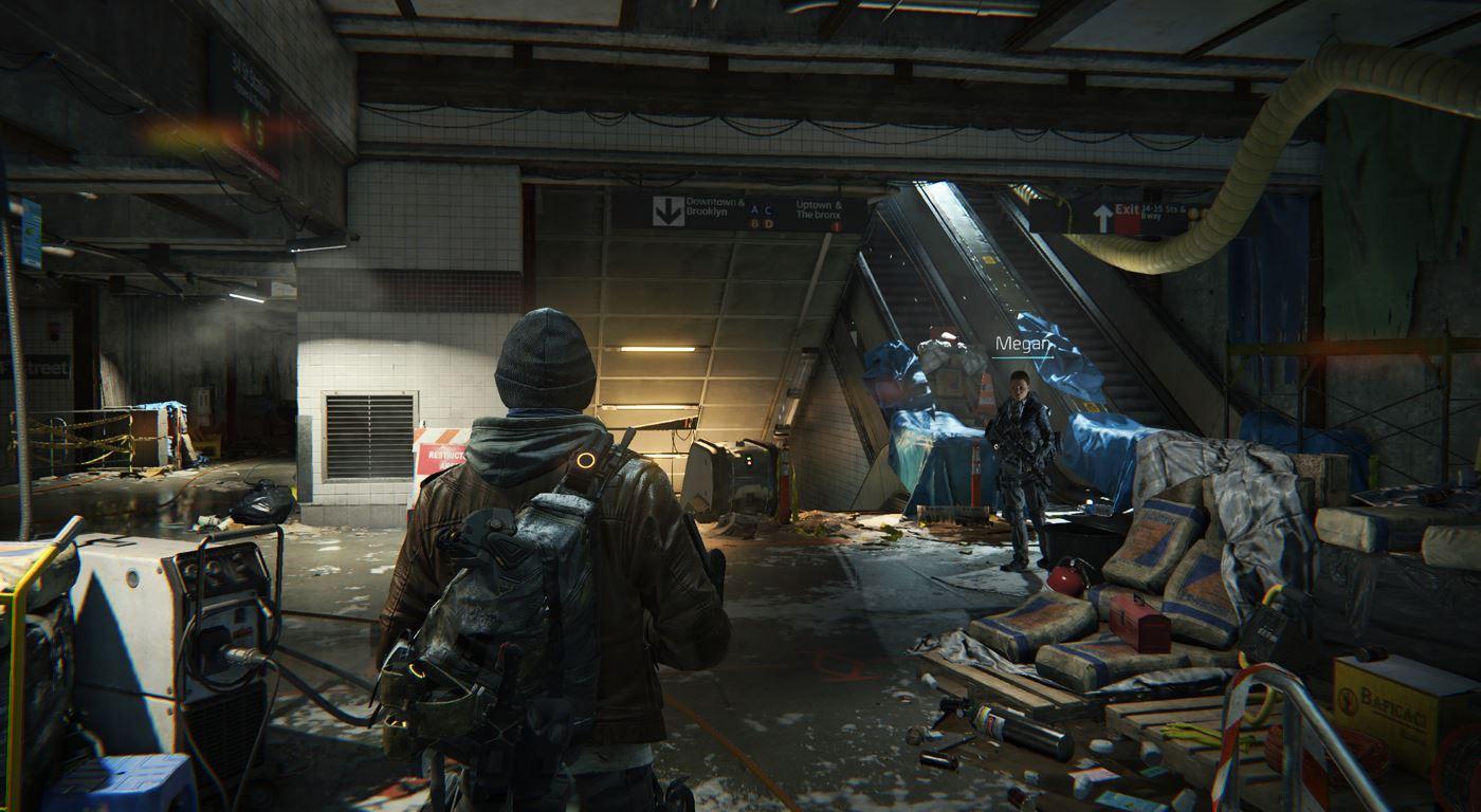 The Division: MMO-Shooter soll auf E3 erstmals spielbar sein