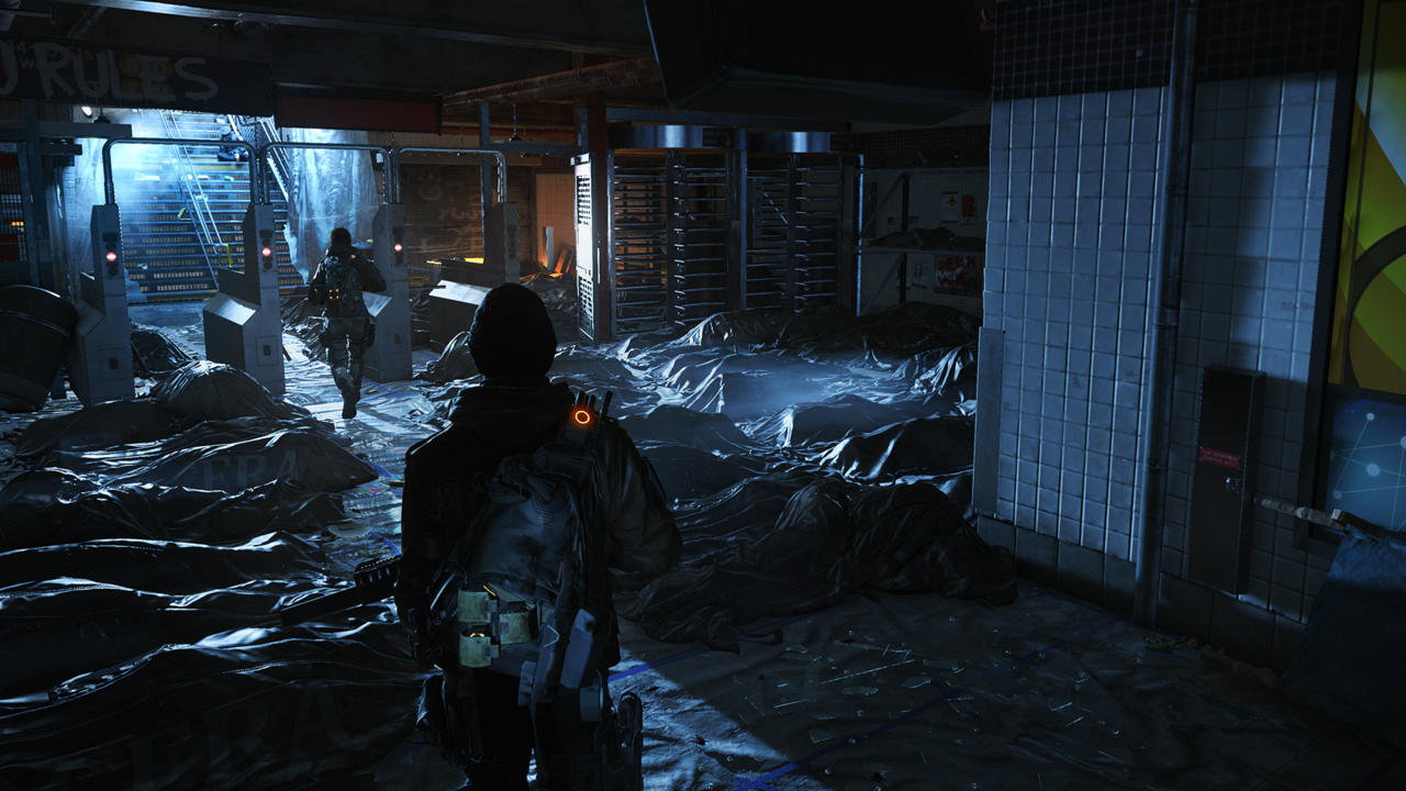Items weg! – So will The Division Würze ins PvP bringen
