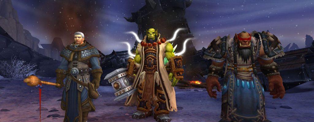 World of Warcraft: Wie viele Charaktere habt ihr auf Stufe 100?