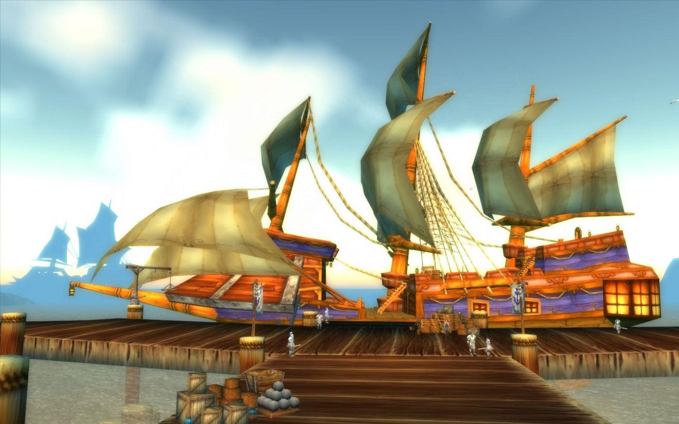 World of Warcraft: Schiffe-Versenken als Browser-und-Garnisons-Spiel 2.0