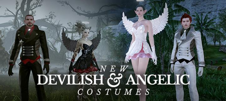 ArcheAge: Engelchen und Teufelchen liegen dicht beisammen – Vorratskisten werden netter