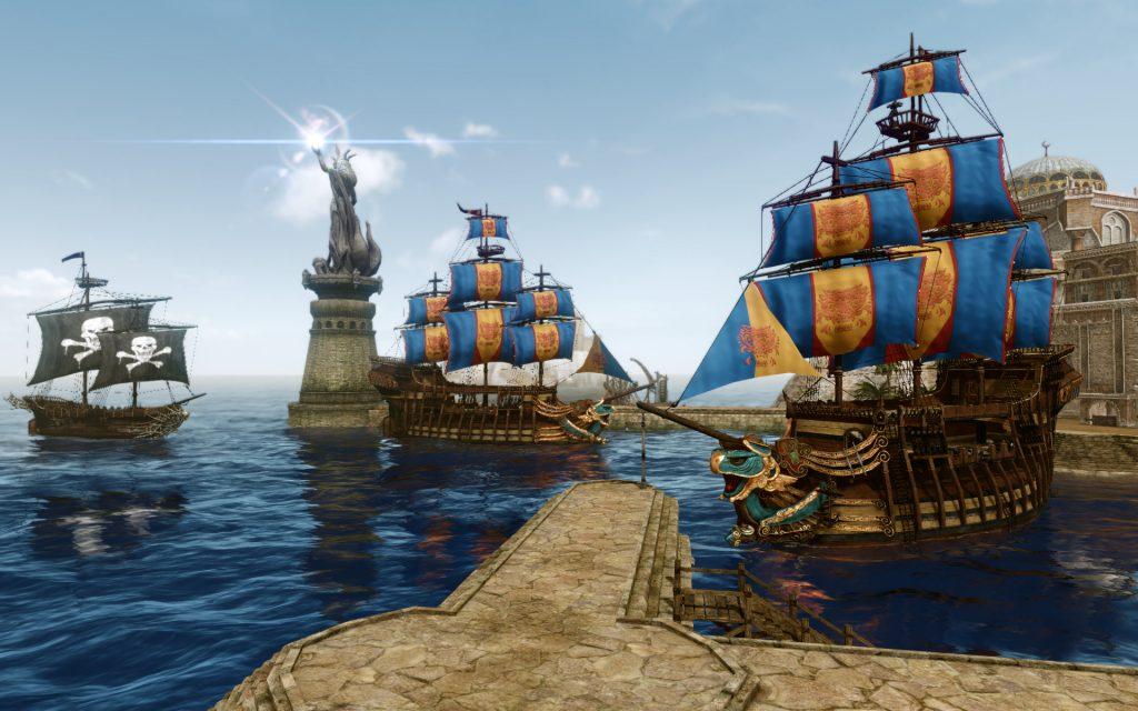 ArcheAge-Schiffe