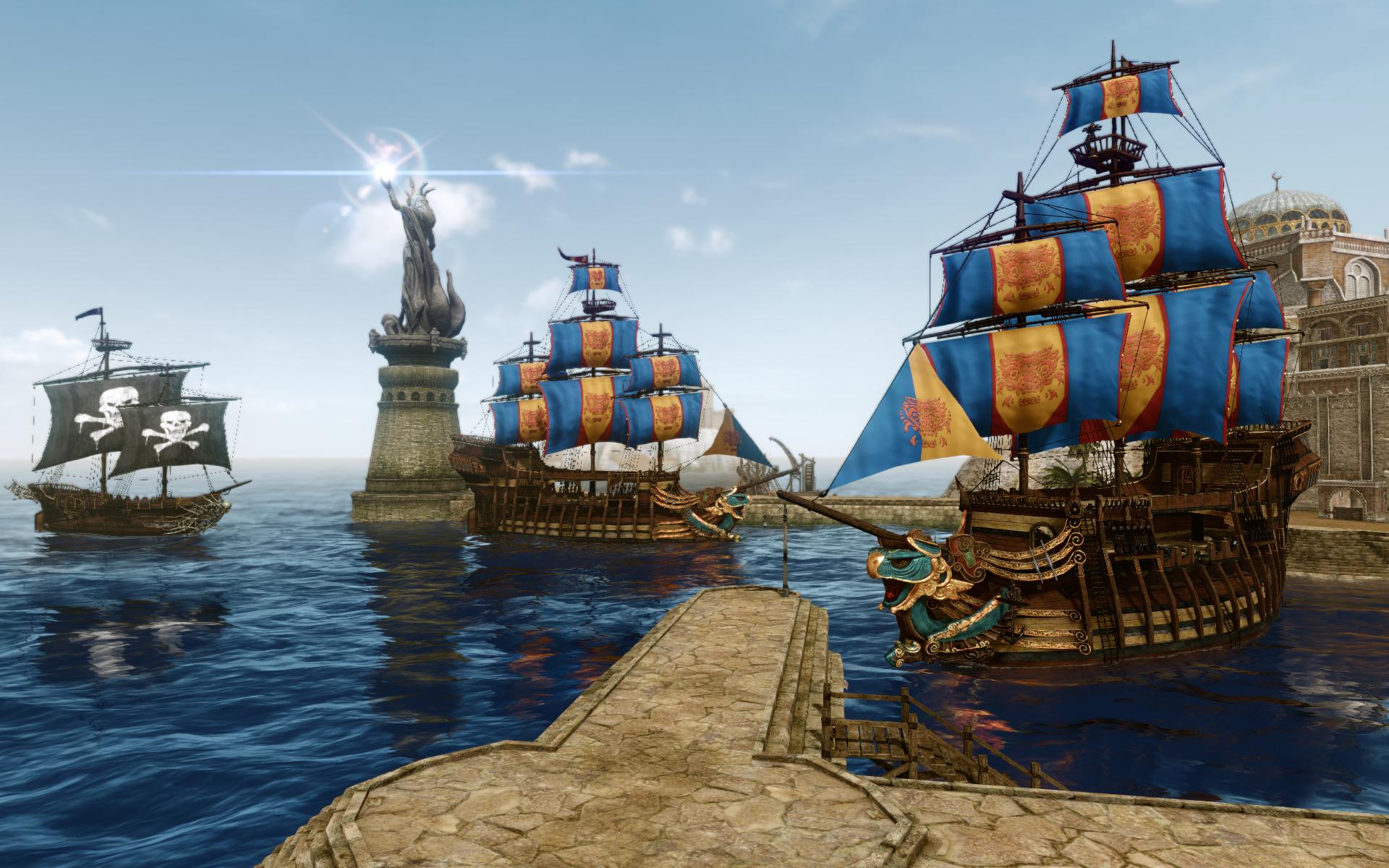 ArcheAge: Nächster Patch bringt 100 Komponenten für Schiffe, kommt am 28. April