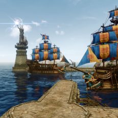 ArcheAge Ship Customization