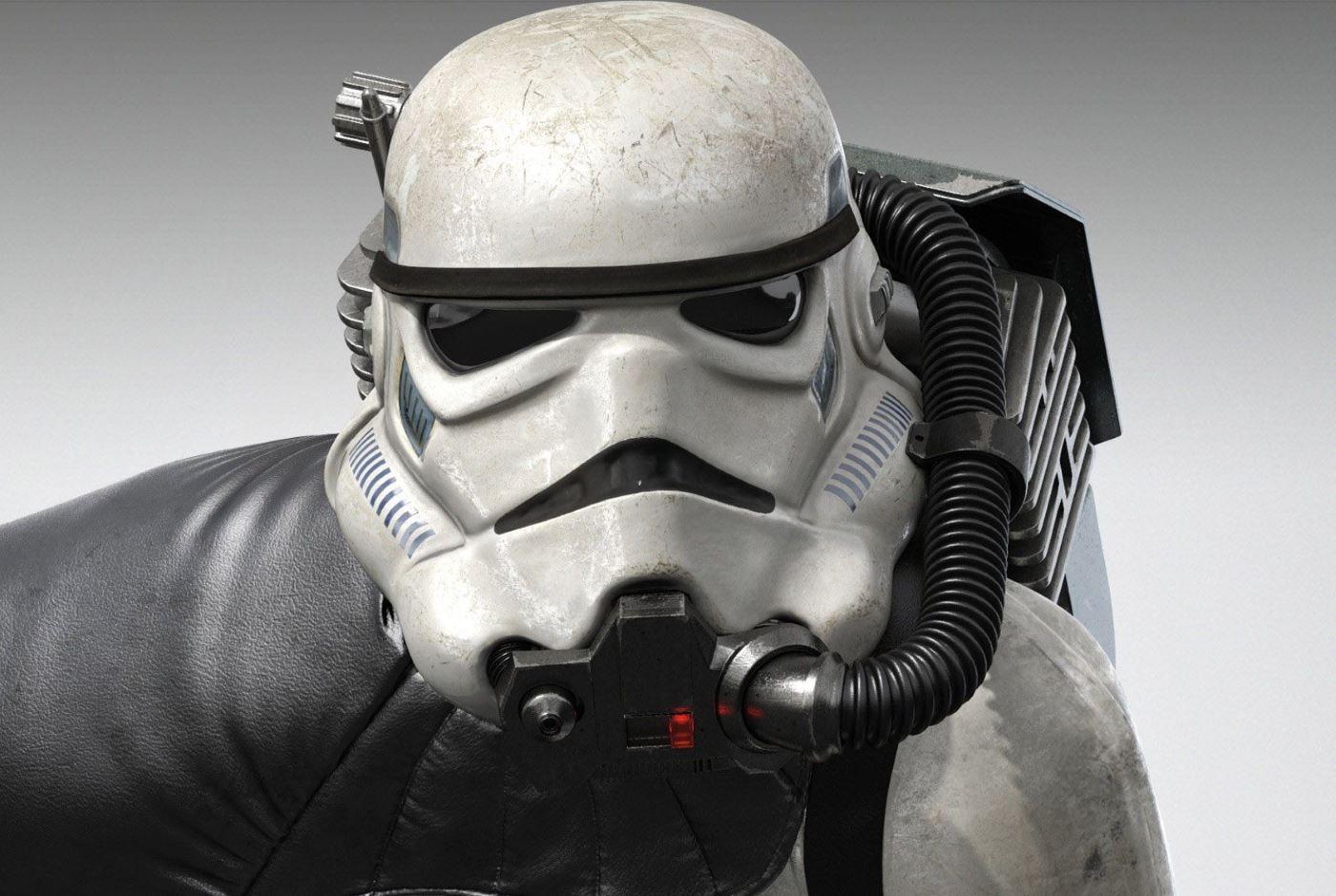 Star Wars Battlefront: Der Hype ist stark in diesem da –  Dieser Stormtrooper ist ein Ingame-Modell