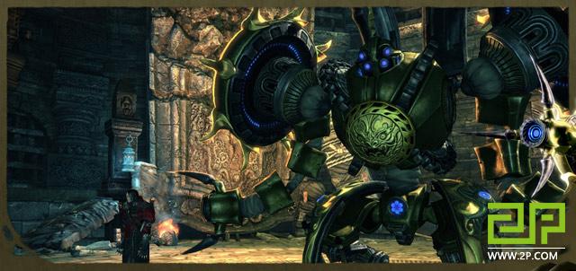 Blade and Soul bekommt neue Instanz und Waffen-Transmog