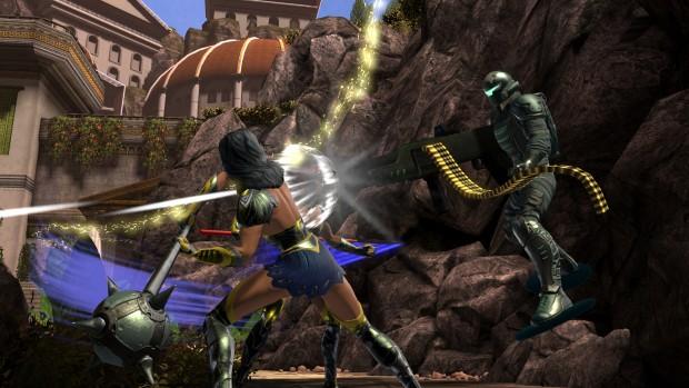 """DC Universe Online: Neues Power-Set """"Munitions"""" wäre was für 90er-Jahre-Action-Helden"""