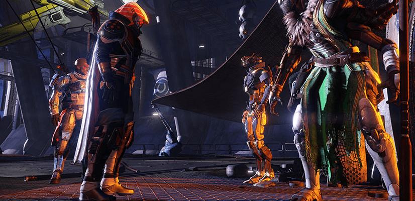 Destiny: Das wissen wir über den Raid-Ersatz Gefängnis der Alten