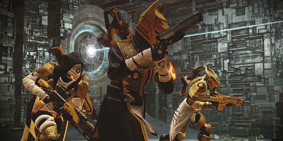 Destiny Trials of Osiris Battle