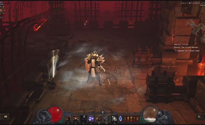 Diablo 3 wie World of Warcraft: So sähe D3 wie ein MMORPG aus