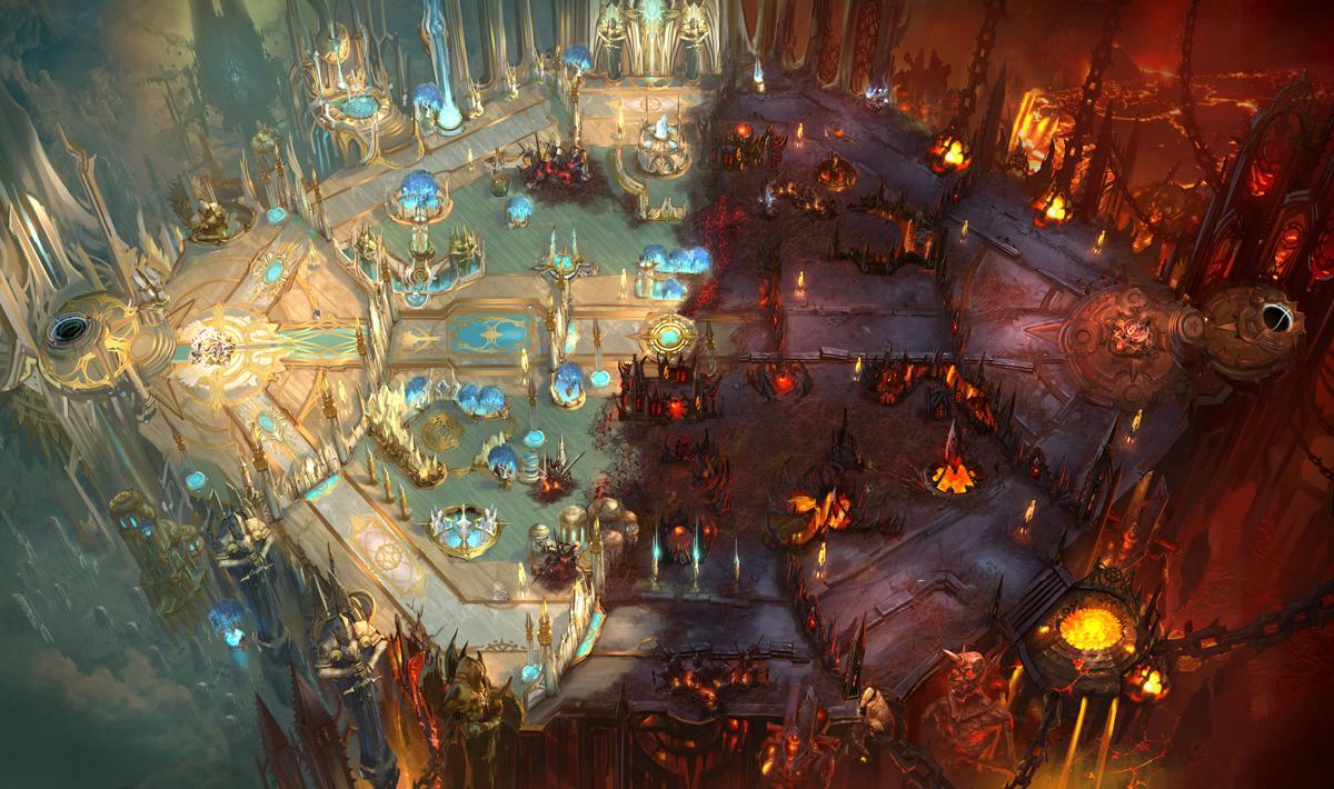 Heroes of the Storm: Ist das nächste Schlachtfeld von Diablo 3 inspiriert?