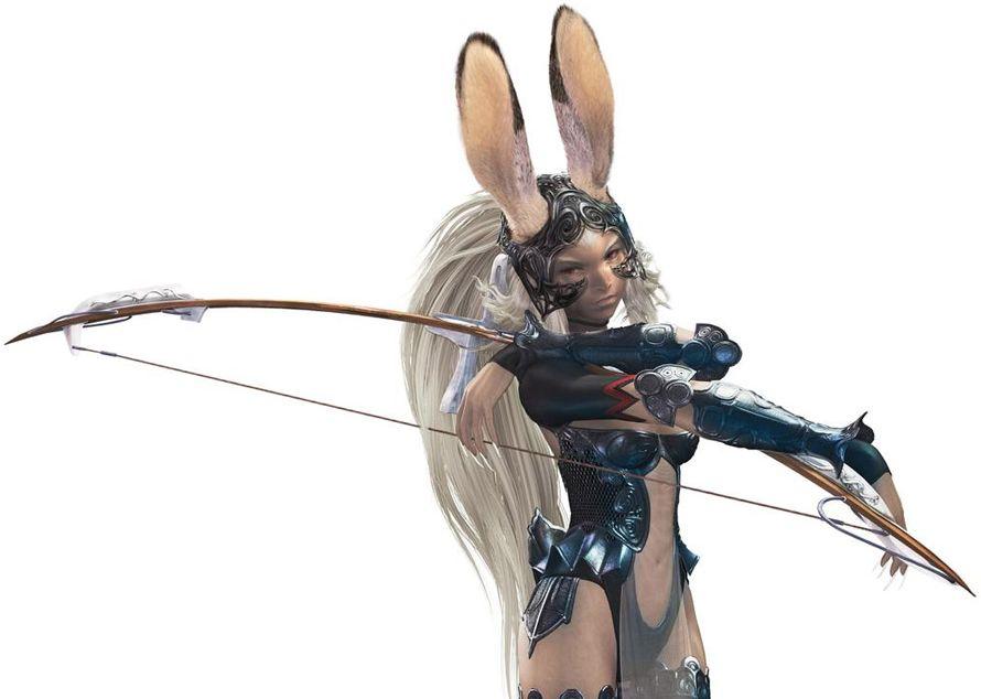 Final Fantasy XIV: Hasenartige Viera wären fast neue Rasse geworden, aber Rammler haben es vermasselt