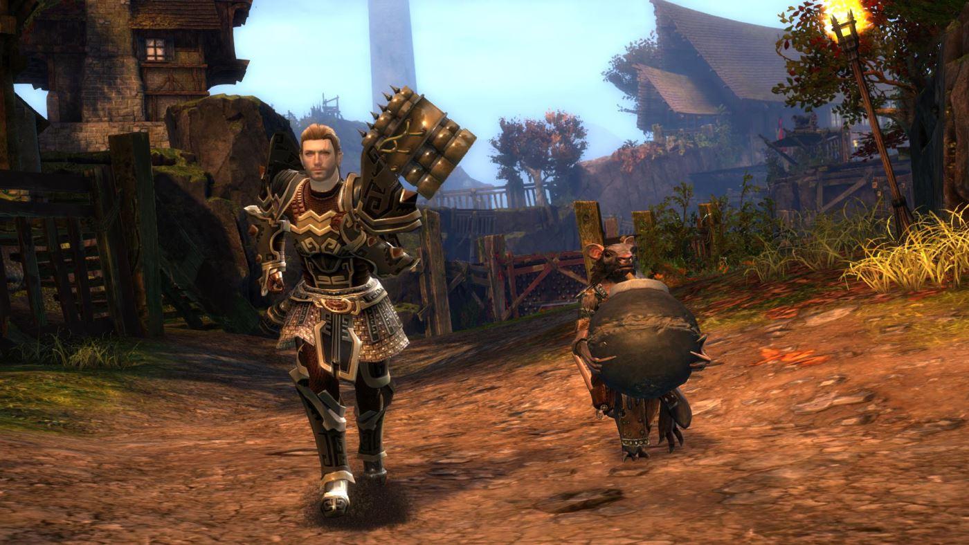 """Guild Wars 2 – Heart of Thorns: Open-Beta für den neuen Modus """"Festung"""" angekündigt"""