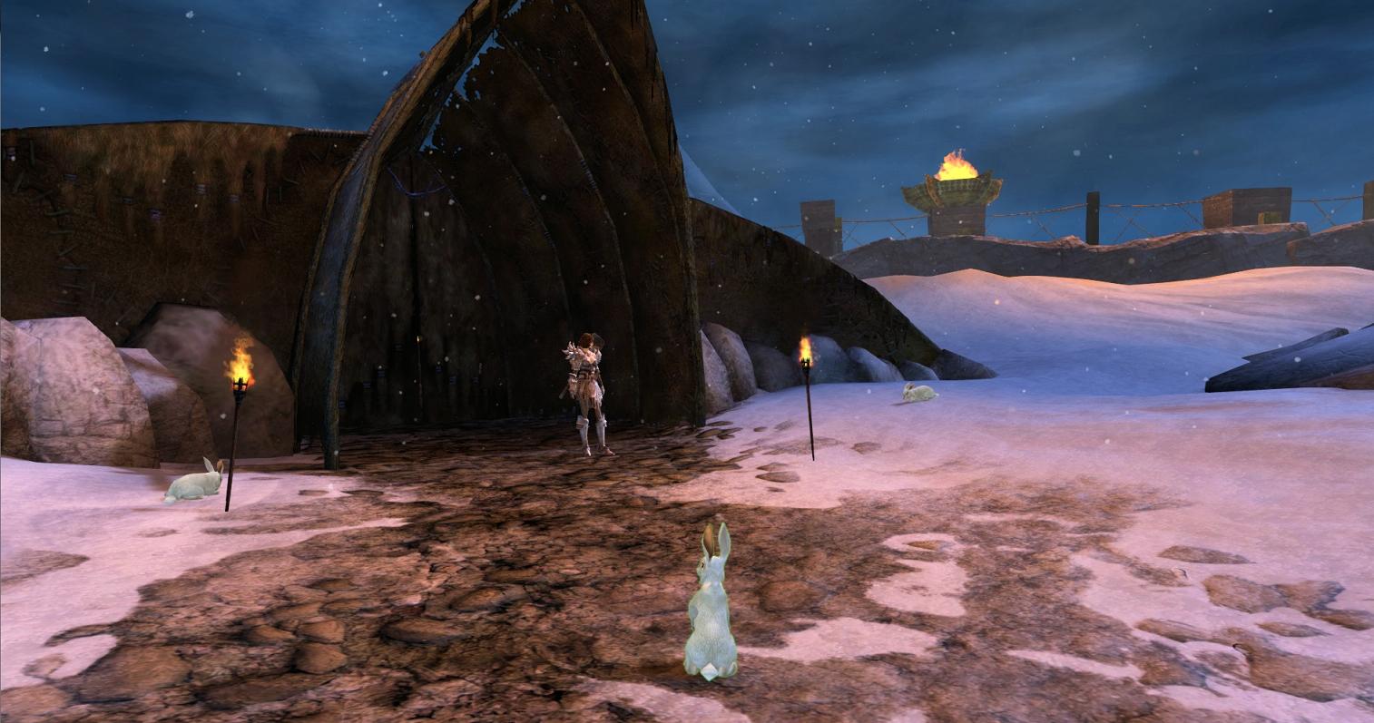 Guild Wars 2: Hammer und Hasen – GW2 setzt verstorbener Spielerin ein rührendes Denkmal