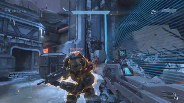 Hier sind 5 Minuten Gameplay von Halo Online, der verbotenen Shooter-Frucht