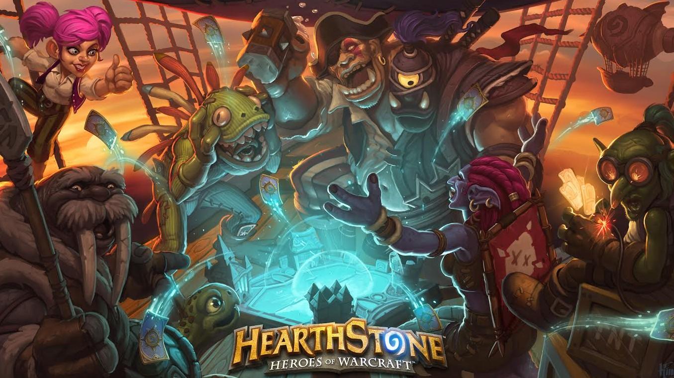 Hearthstone: Nochmal 6 brandheiße Karten von der Gamescom!