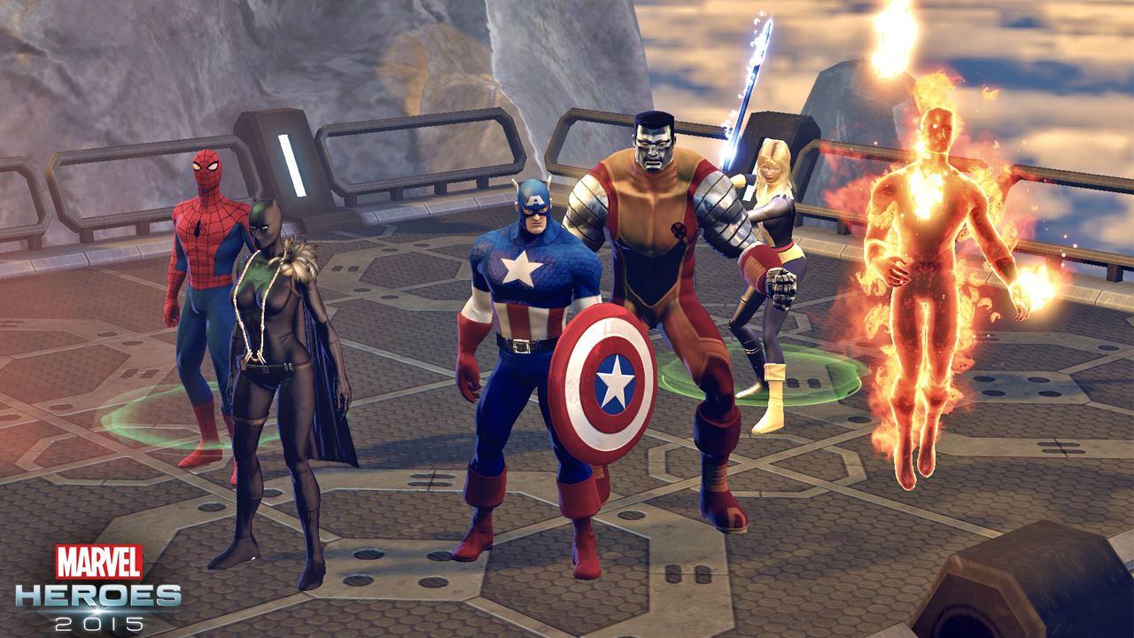 Marvel Heroes schenkt Euch heute einen Superhelden, morgen einen Superschurken