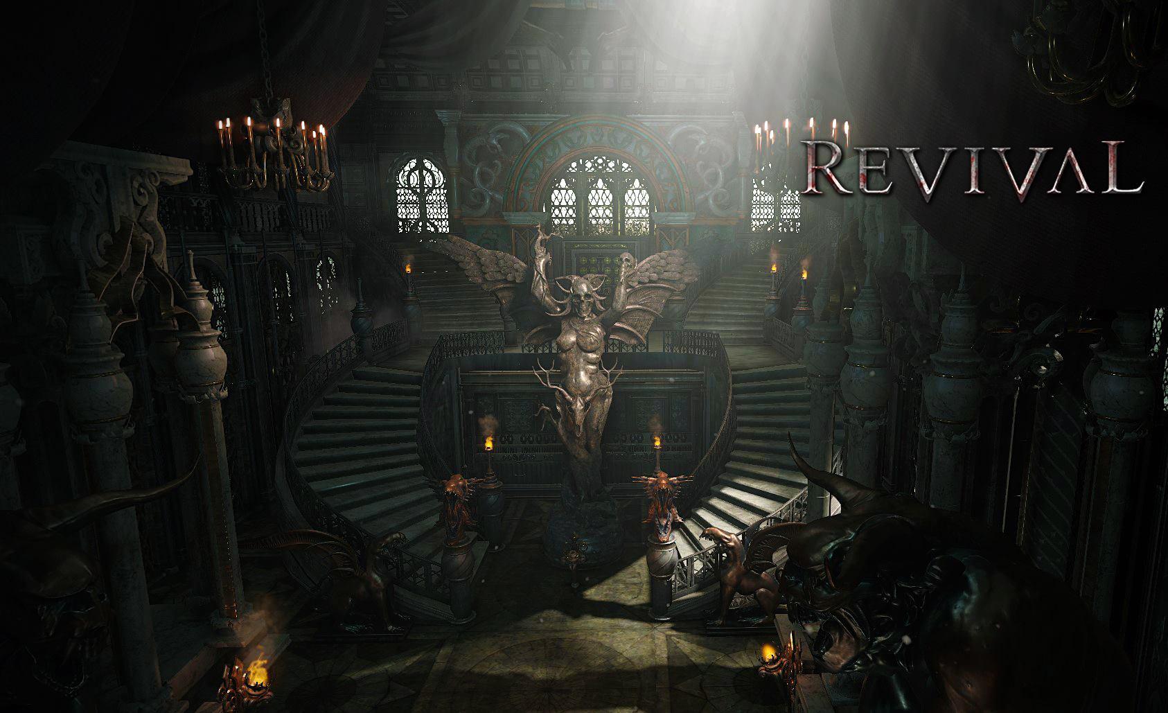 Religion im dreckigen MMORPG Revival