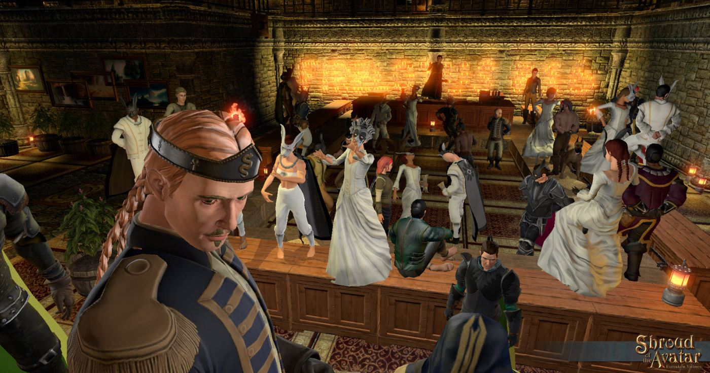 Shroud of the Avatar: Wie sollten Gefährten in RPGs sein?