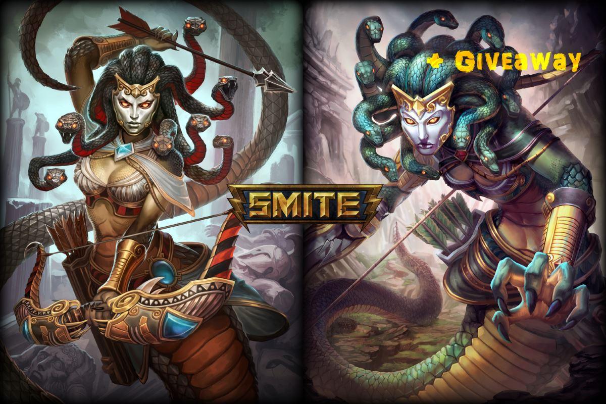 Smite: Neue Göttin Medusa – mit Gewinnspiel!