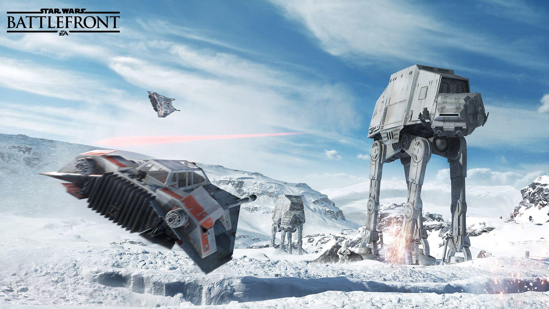 Star Wars: Battlefront kann für PC, Playstation 4 und Xbox One vorbestellt werden