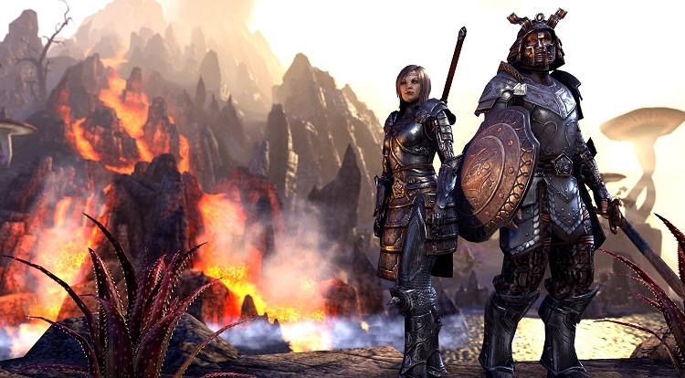The Elder Scrolls Online: Zocken statt testen – Konsolen-Beta auf PS4/Xbox One startet morgen, dauert 5 Tage