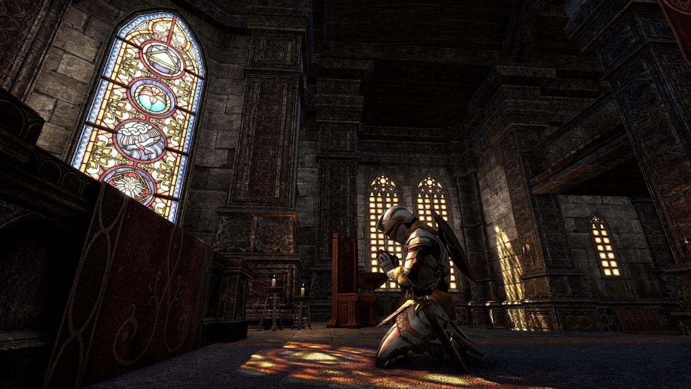 The Elder Scrolls Online: Gerade erklärt Zenimax auf Deutsch alles zur Konsolen-Version [Stream fällt aus]