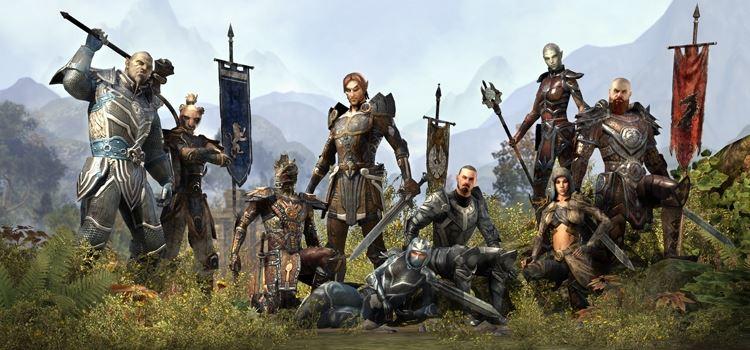 The Elder Scrolls Online: Holper-Launch, aber gute Kommunikation und ein Trailer