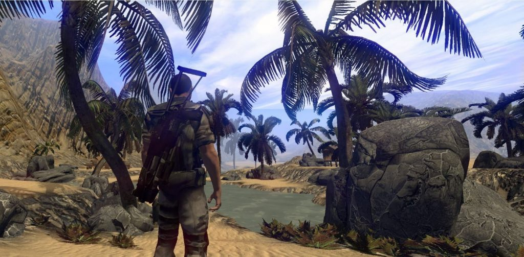 The Repopulation Indie-MMORPG