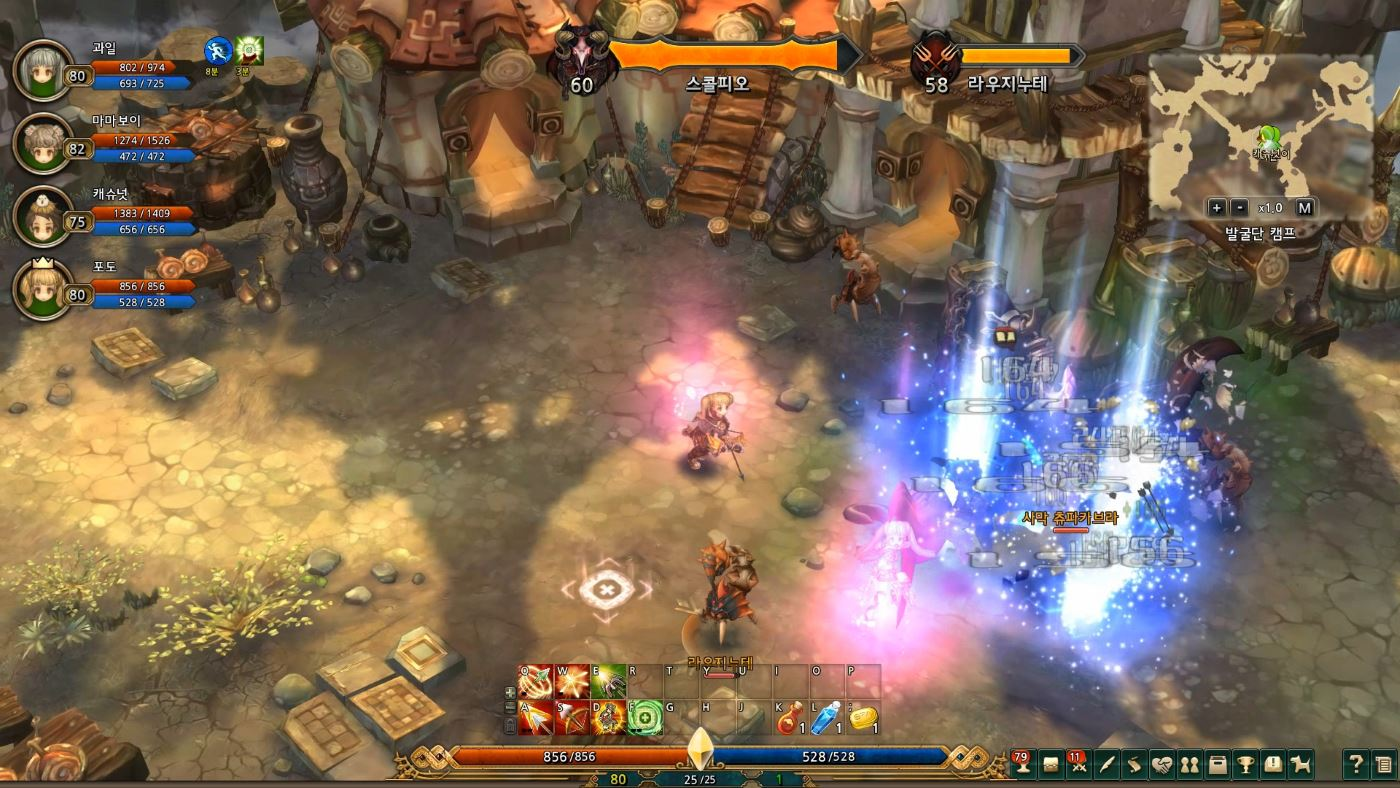 Closed Beta von Tree of Savior startet auf Steam