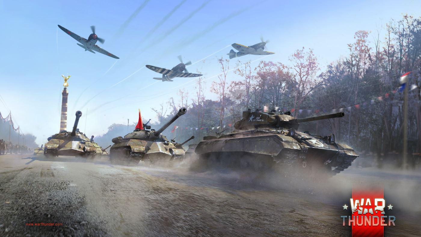 War Thunder: Der Zweite Weltkrieg als Ingame-Event