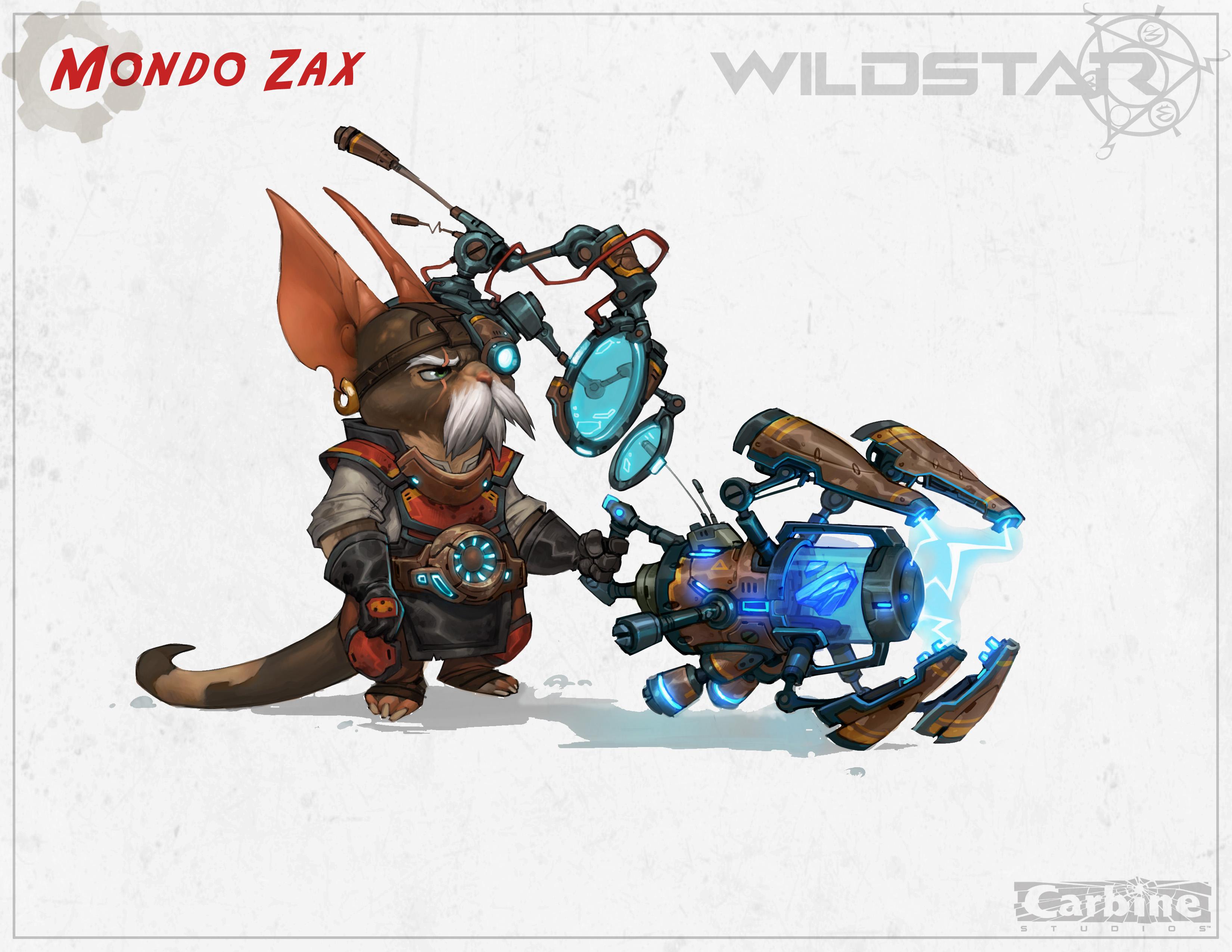 WildStar: Irgendwie beruhigend – Mondo Zax schafft es in MOBA-Star-Auswahl des Publishers