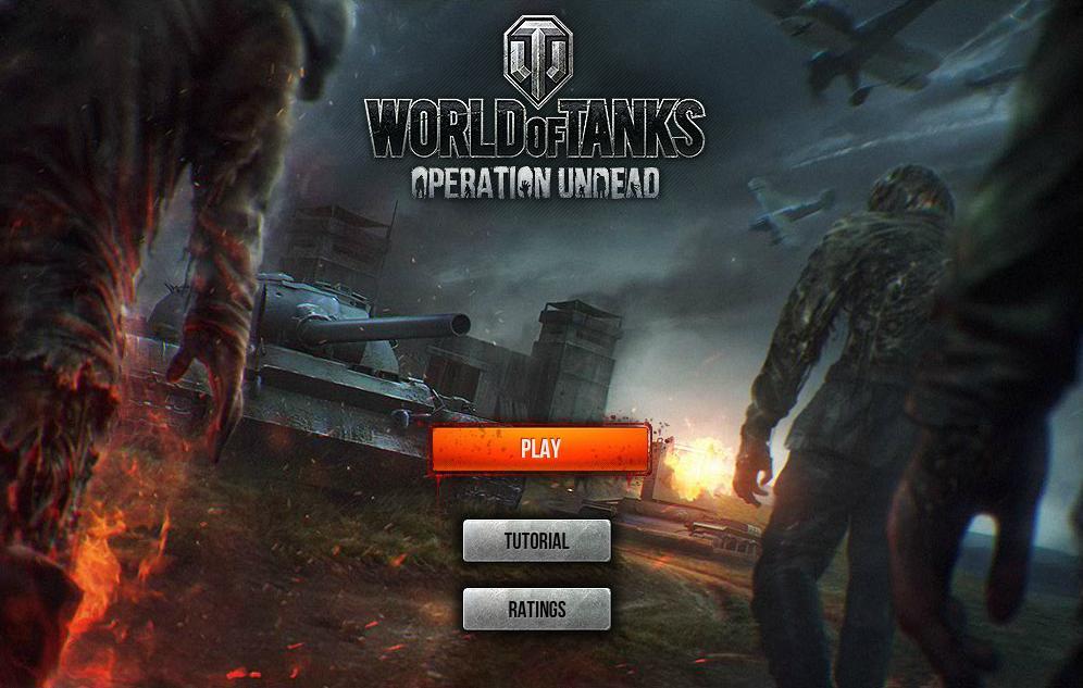 World of Tanks: Operation Undead – Panzer gegen Zombies in Tower-Defense-Minispiel