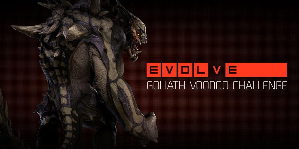 Evolve: Goliath-Challenge mit kostenlosem Skin