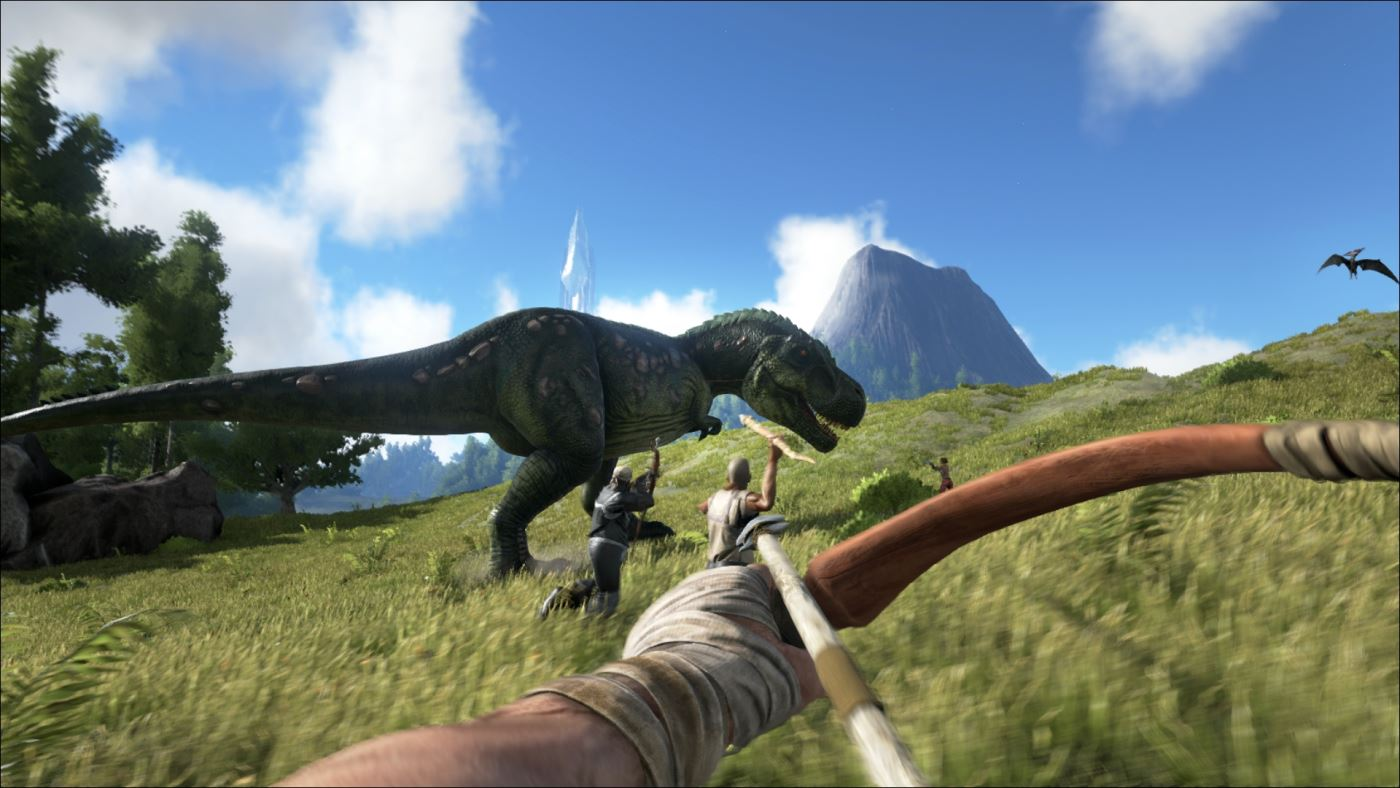 Wann startet Ark Survival Evolved auf der Xbox One?