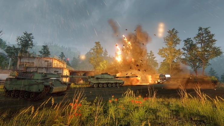 "Armored Warfare: Video zeigt PvE-Modus des ""World of Tanks""-Konkurrenten"