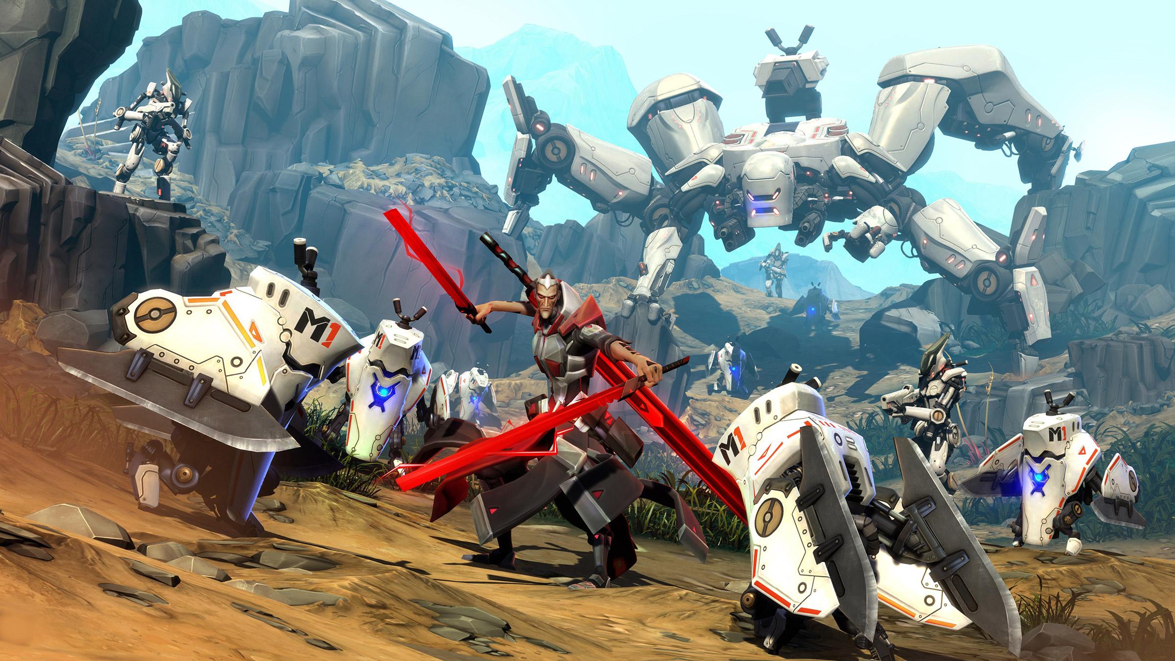 Battleborn: Welche Auflösung strebt der Coop-Shooter auf PS4 und XBox One an?