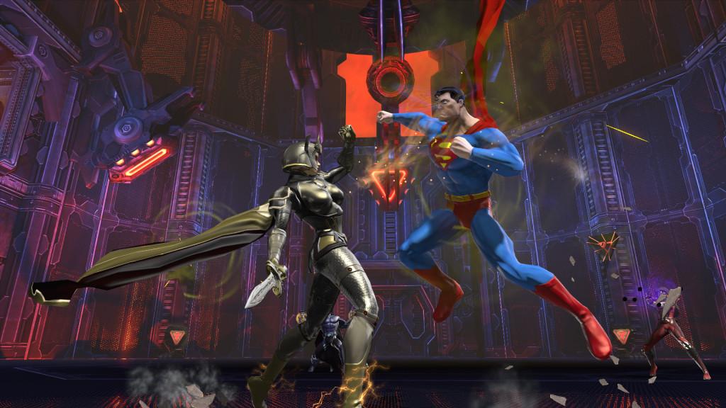 DC Universe Online: Nächste Woche kommen Halls of Power II, danach ein Umbruch