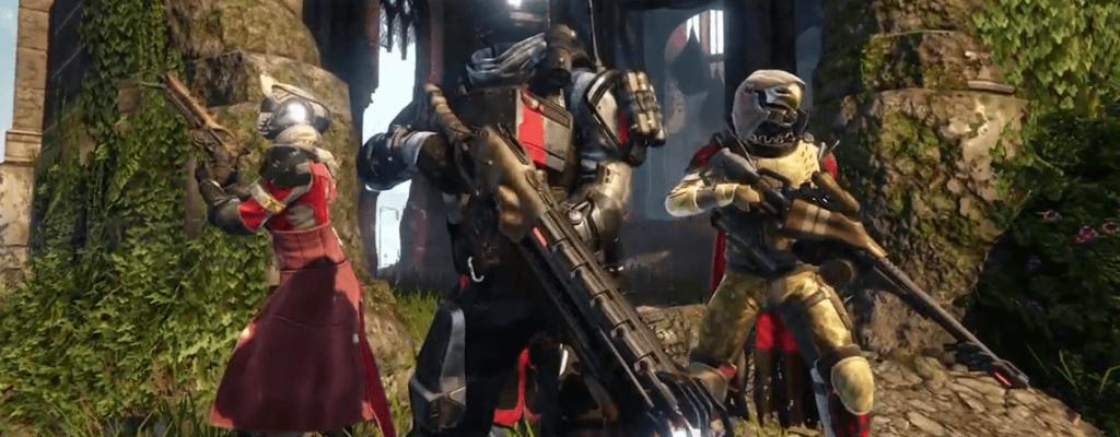 Destiny: Alle 5 neuen exotischen Waffen aus Haus der Wölfe in der Übersicht