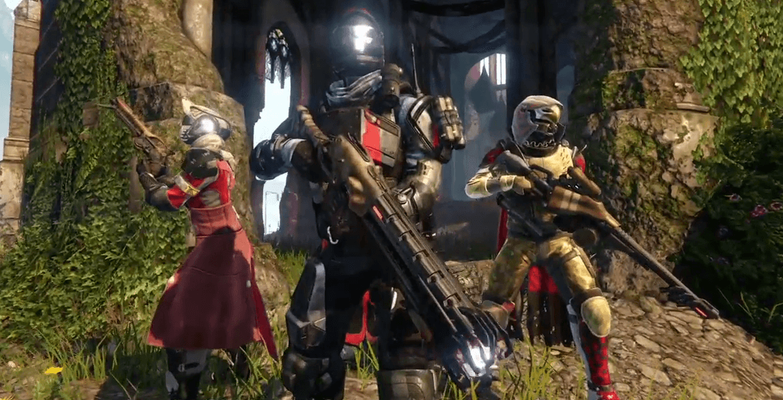 Destiny: Neue exotische Waffe und Waffengattung in Dev-Video zu Haus der Wölfe zu sehen