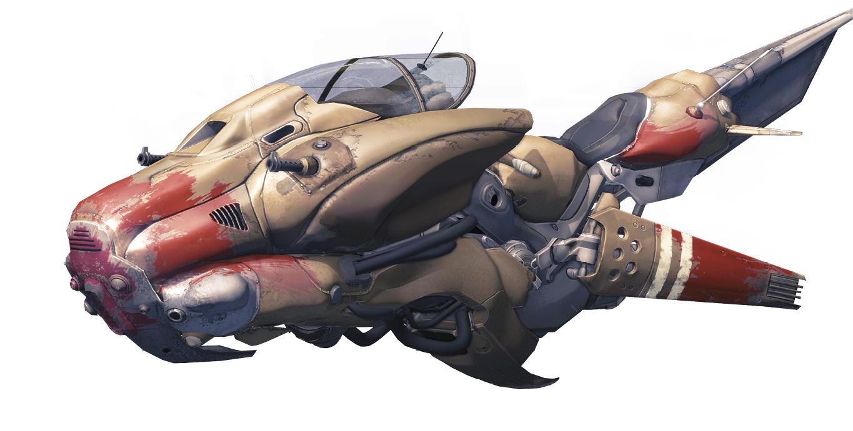 Destiny: Weitere Überraschung – Hüter freuen sich über neues Gefährt: Heavy Pike
