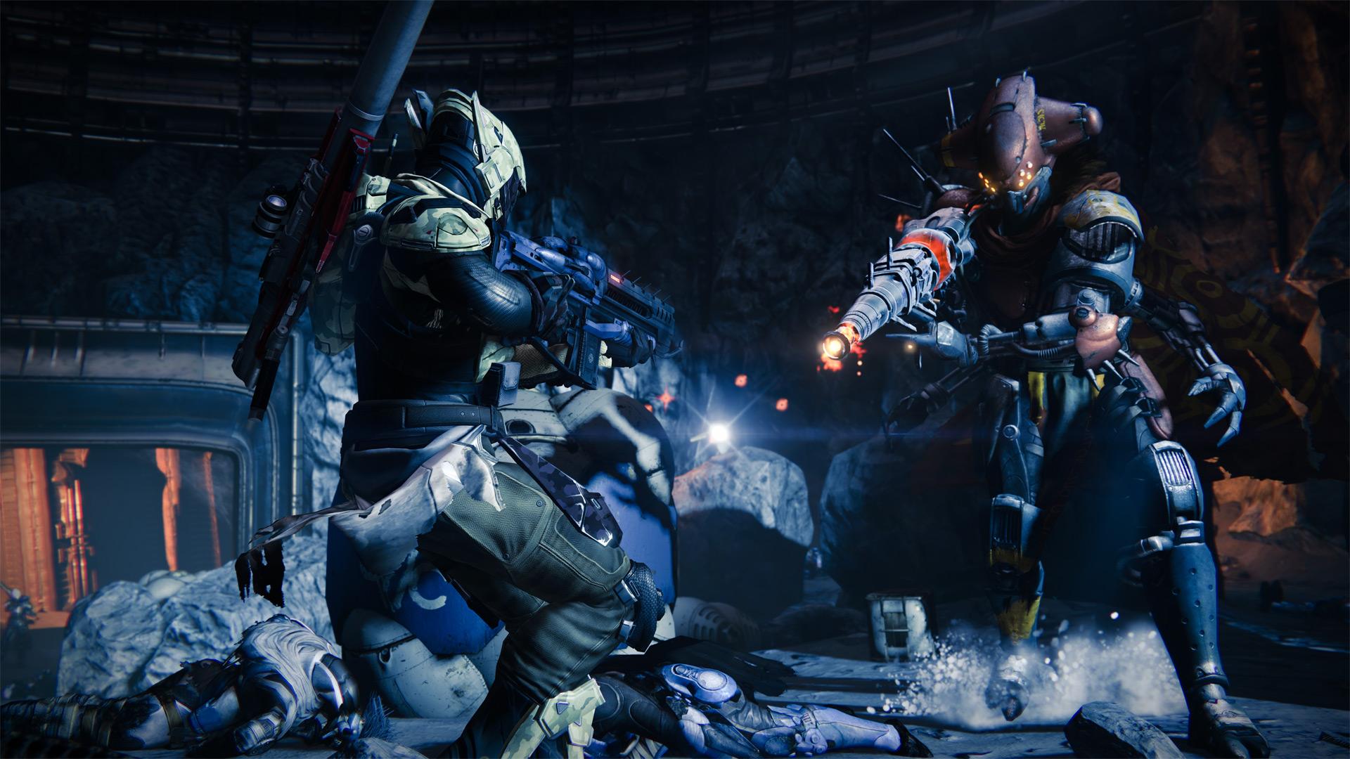 "Destiny: Schaut Euch den neuen Strike ""Shadow Thief"" an"