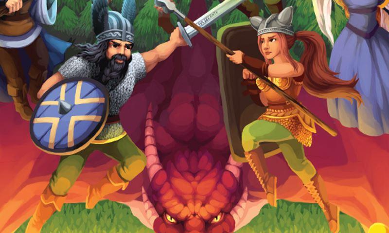 2D-Retro-MMORPG Dragon of Legends sucht Unterstützer